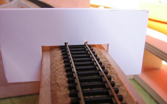Stavba obloukového modulu 12