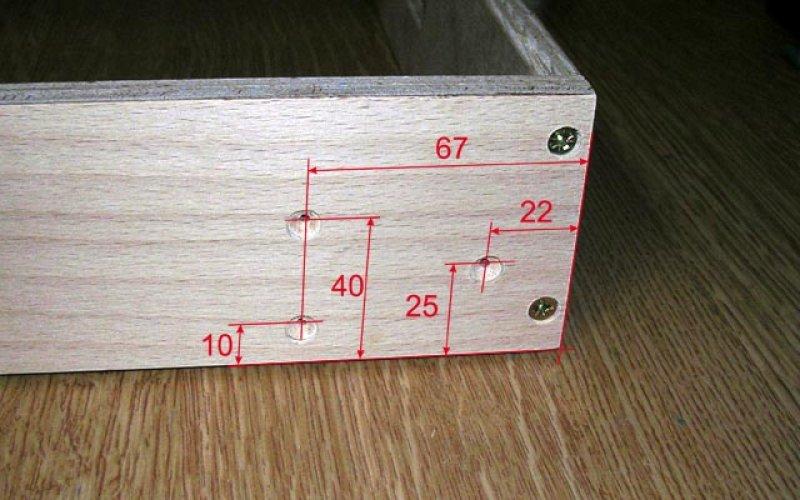 Stavba rovného modulu 21