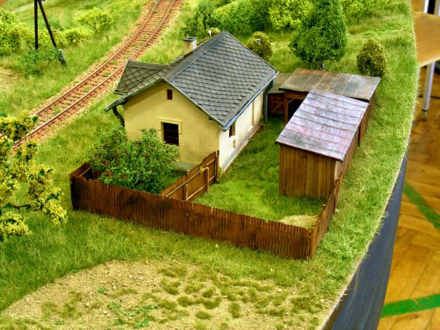 Osmé provozní setkání – strážní domek